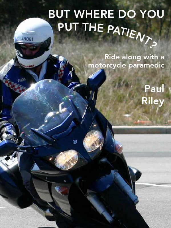 Motorcycle Paramedic